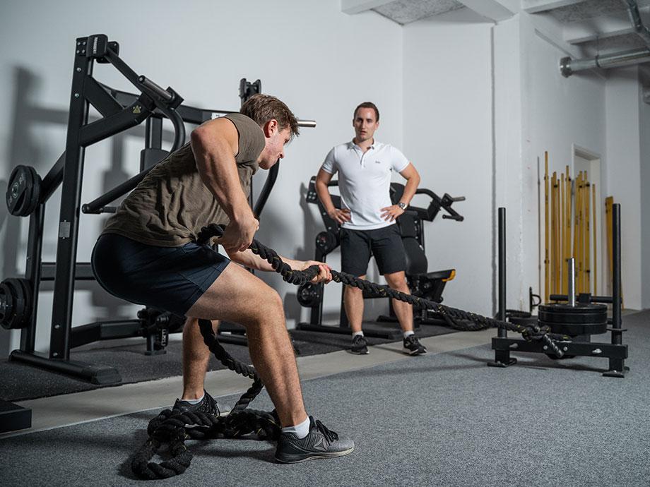 Cavada Hockey Strength & Conditioning – Training
