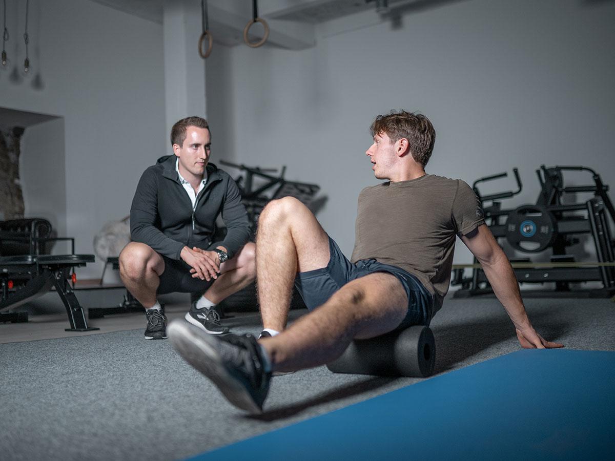 Cavada Hockey Strength & Conditioning – Marco Rossi Training